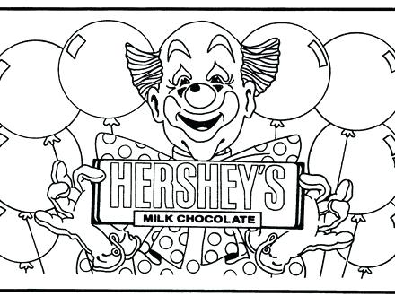 440x330 Chocolate Candy Coloring Pages Free Coloring Pages Of Chocolate