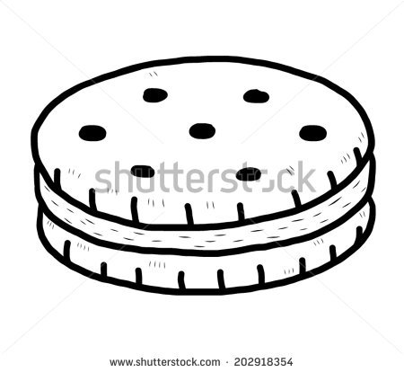 chocolate chip cookies drawing at getdrawings com free for rh getdrawings com