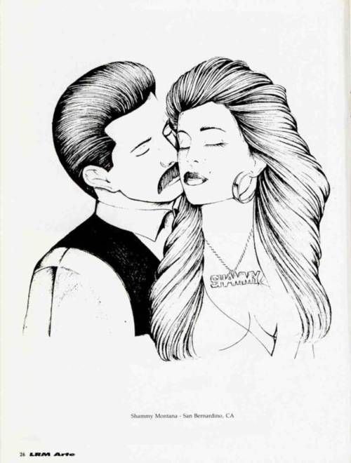 Chola Drawing Images