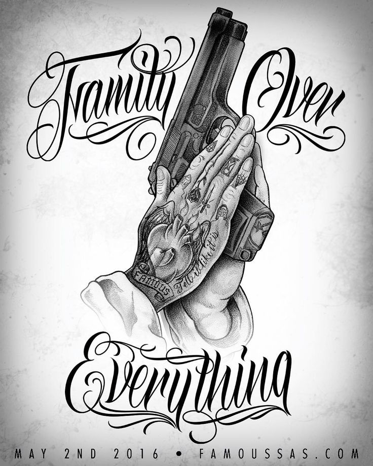 736x919 Collection Of Gangster Tattoo Drawing