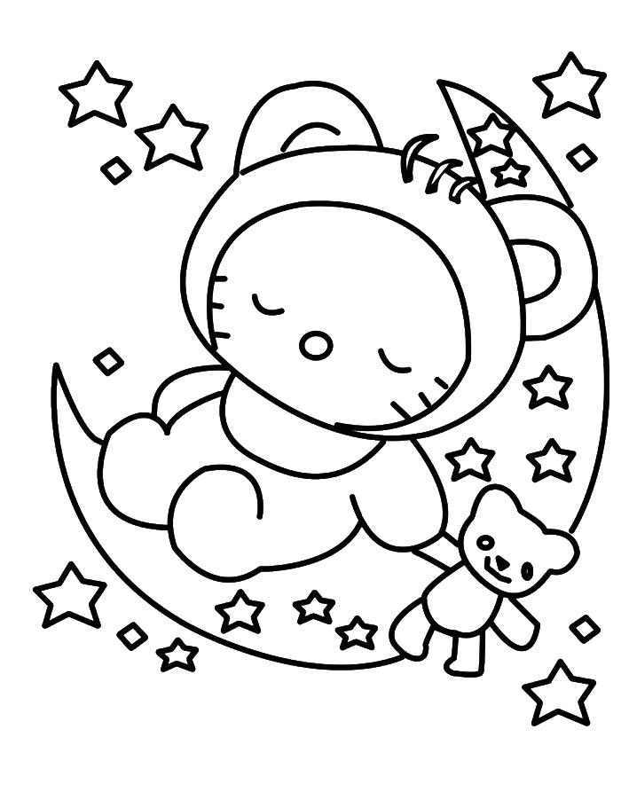 700x893 Hello Kitty Drawings 439610