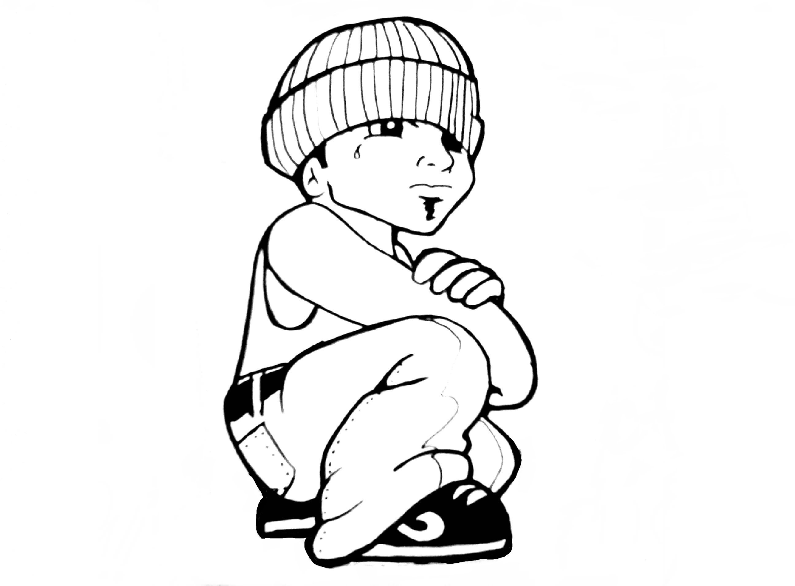 2592x1912 How To Draw A Cholo 2 By Wizard