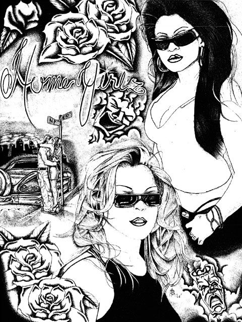 480x640 85 Best Cholas Amp Chicano Art Images On Chicano