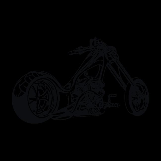 650x650 Vinilos Adhesivos Y Pegatinas Moto Chopper Desenhos