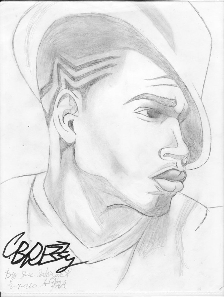 777x1028 Chris Brown By Supersterling