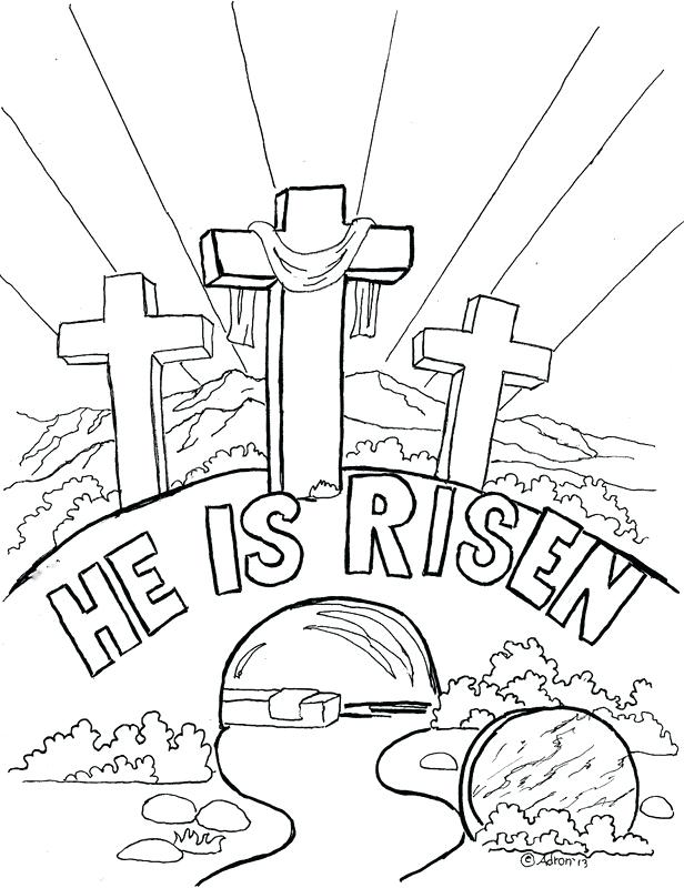 616x800 Easter Coloring Pages Religious Christian Coloring Pages Christian