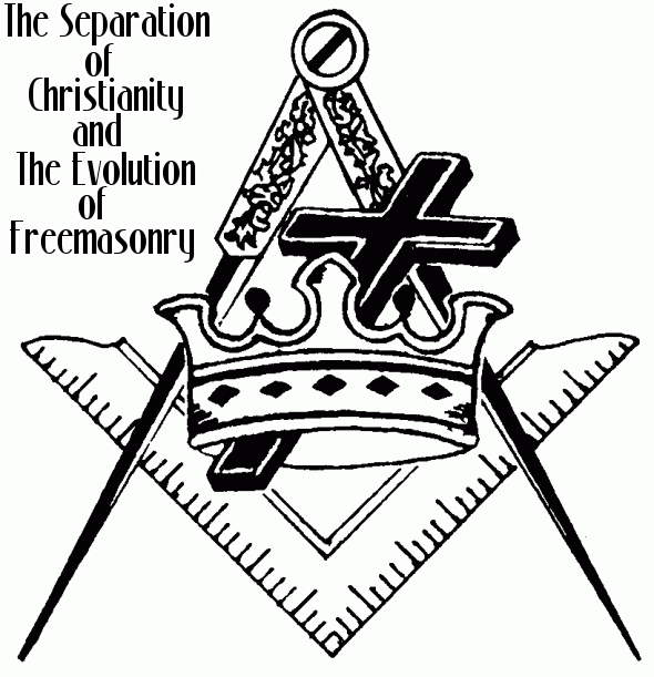 590x611 The Separation Of Christianity Amp The Evolution Of Freemasonry