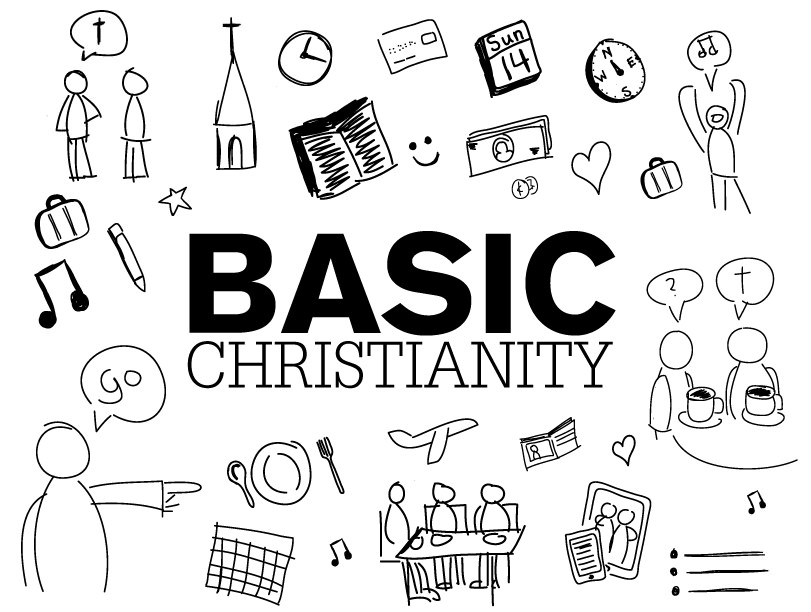 811x612 Basic Christianity Series Graphic Portfolio Of Stuff We'Ve Done