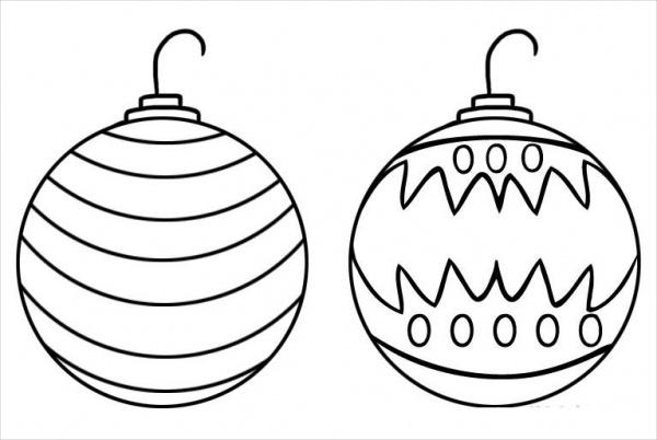600x402 Christmas Drawings
