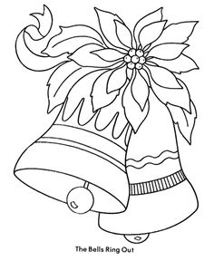 236x288 Christmas Bells Coloring Pages