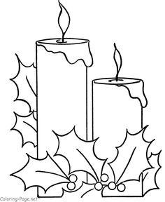 236x288 Christmas Line Drawing Christmas Coloring Book Page