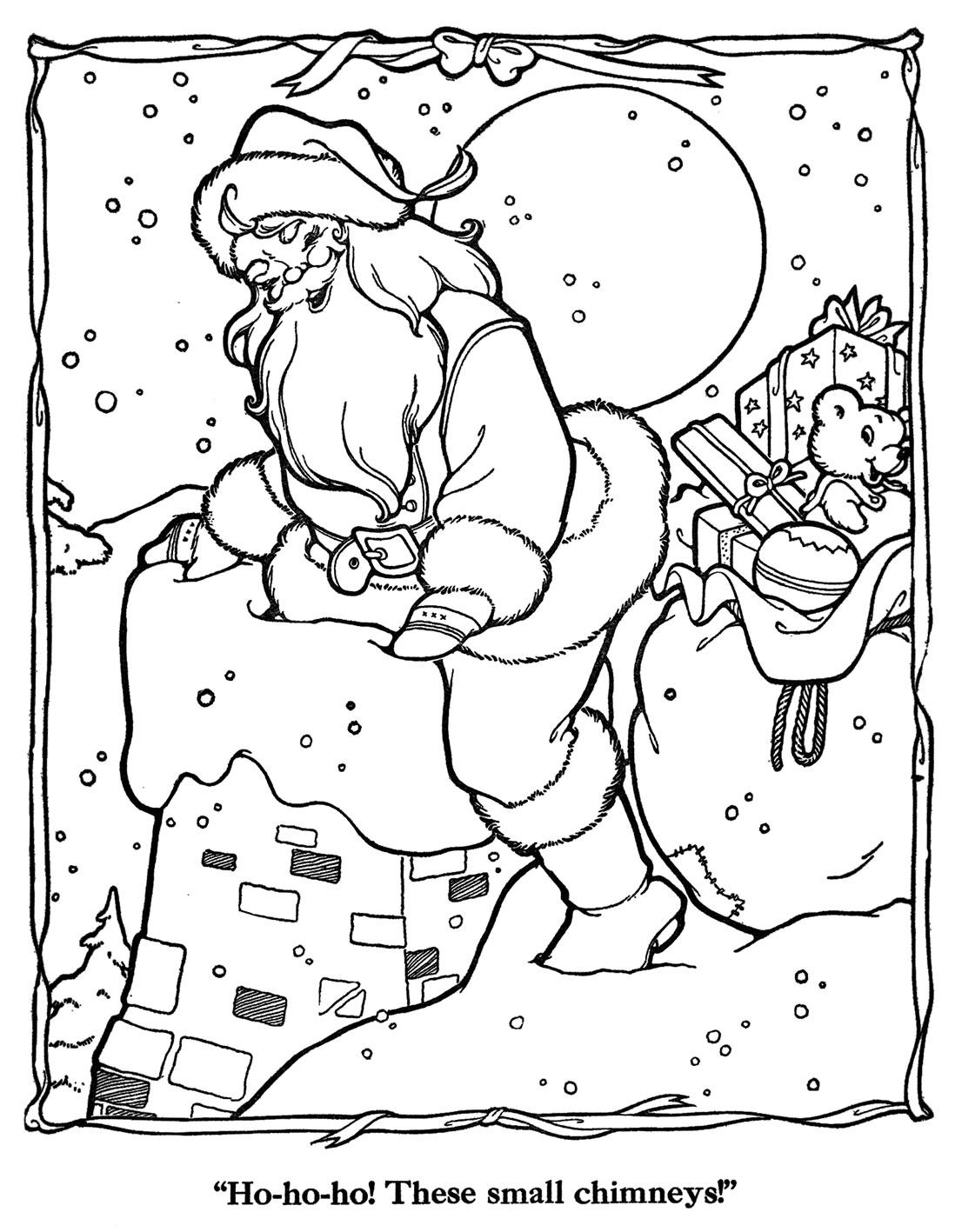 1098x1417 Merry Christmas Paint Book 26 Books Worth Reading Pinterest
