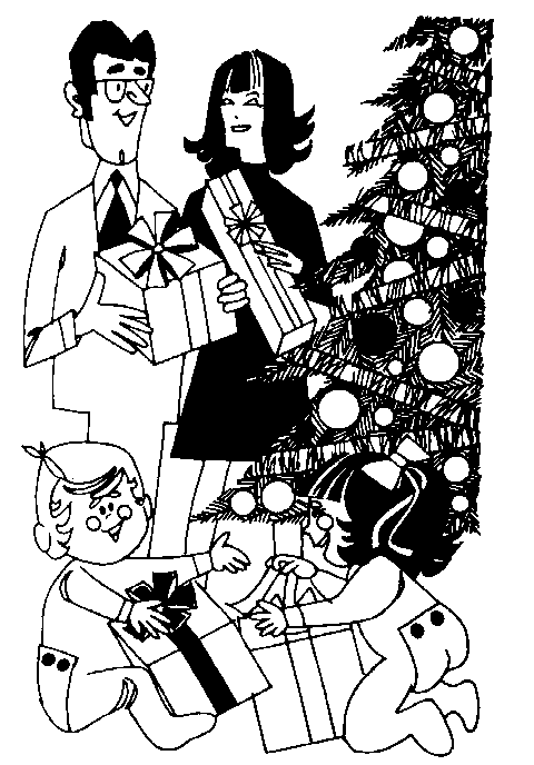 480x688 Christmas Day Coloring Pages To Print