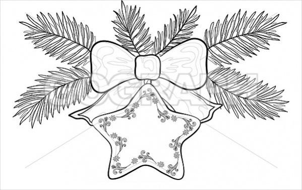 599x378 Christmas Drawings
