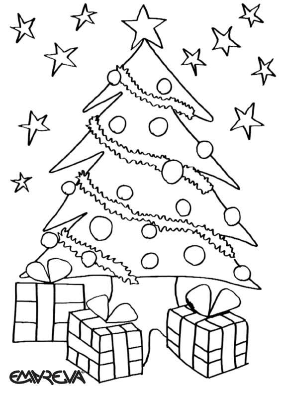 567x794 Stylish Xmas Drawing Ideas Christmas Decor Inspirations
