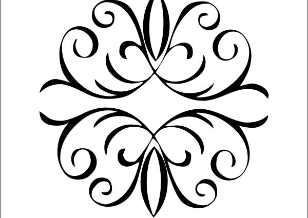 600x425 Designs To Draw On Greeting Cards Christmas Card Design In Corel