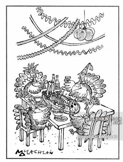 400x526 Xmas Dinner Cartoons And Comics