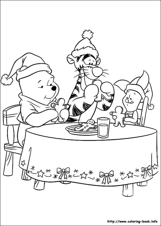564x789 Christmas Coloring Pages