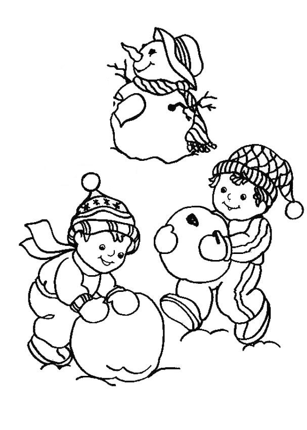 Christmas Drawing Children at GetDrawings.com | Free for personal ...