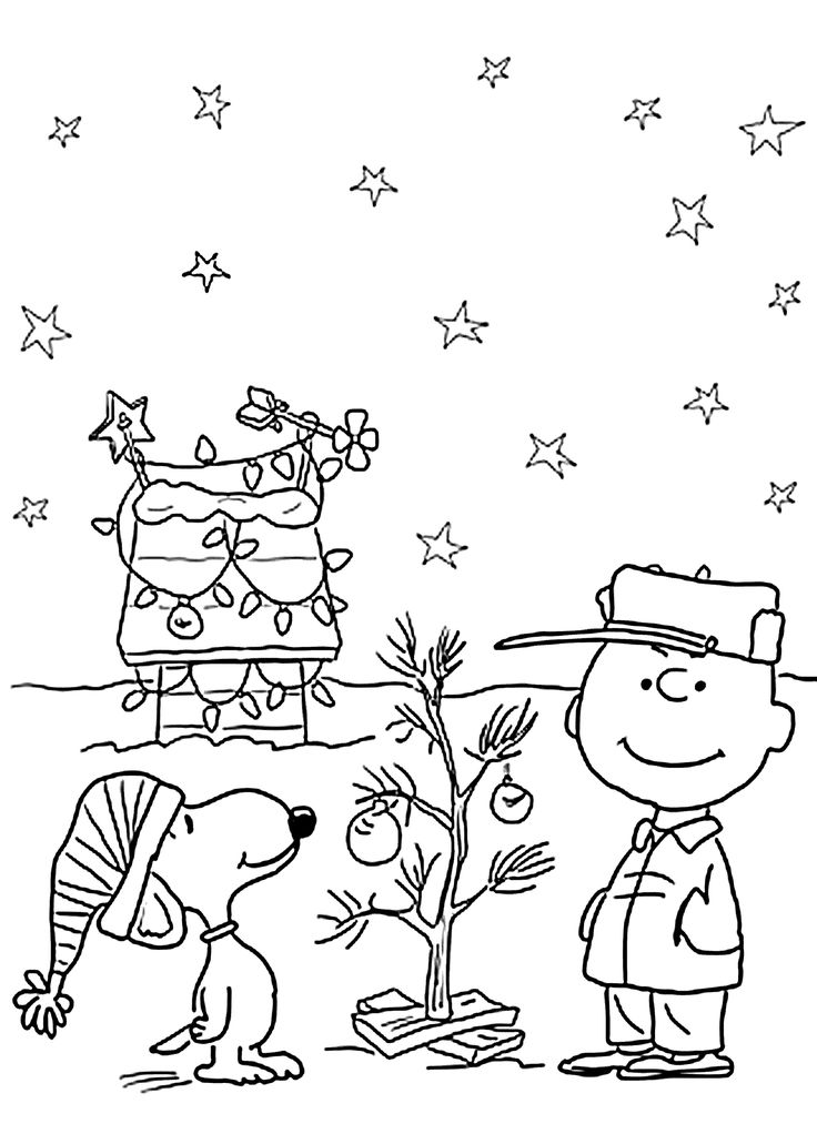 736x1031 kids christmas coloring pages