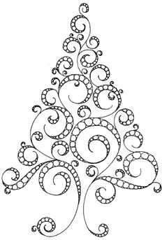 Christmas Drawing Decorations
