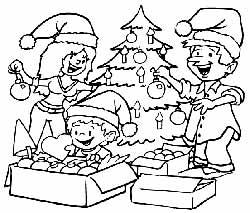250x213 Holiday Christmas Decorations Free Christmas Decorating Ideas