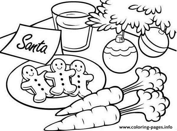 600x444 christmas coloring pages for adults food recipes