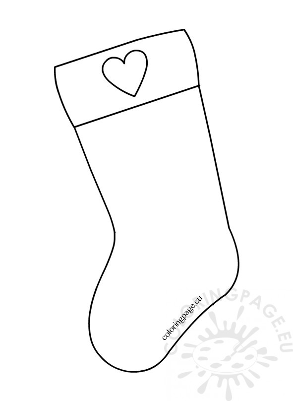 Christmas Stocking Line Drawing.Christmas Drawing Paper At Getdrawings Com Free For