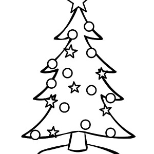 300x300 Kids Drawing Christmas Trees Coloring Pages Color Luna