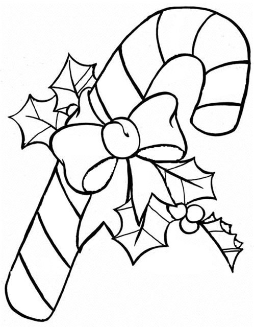 Christmas Drawing To Color at GetDrawingscom Free for personal