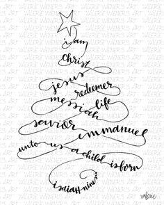 Christmas Easy Drawing