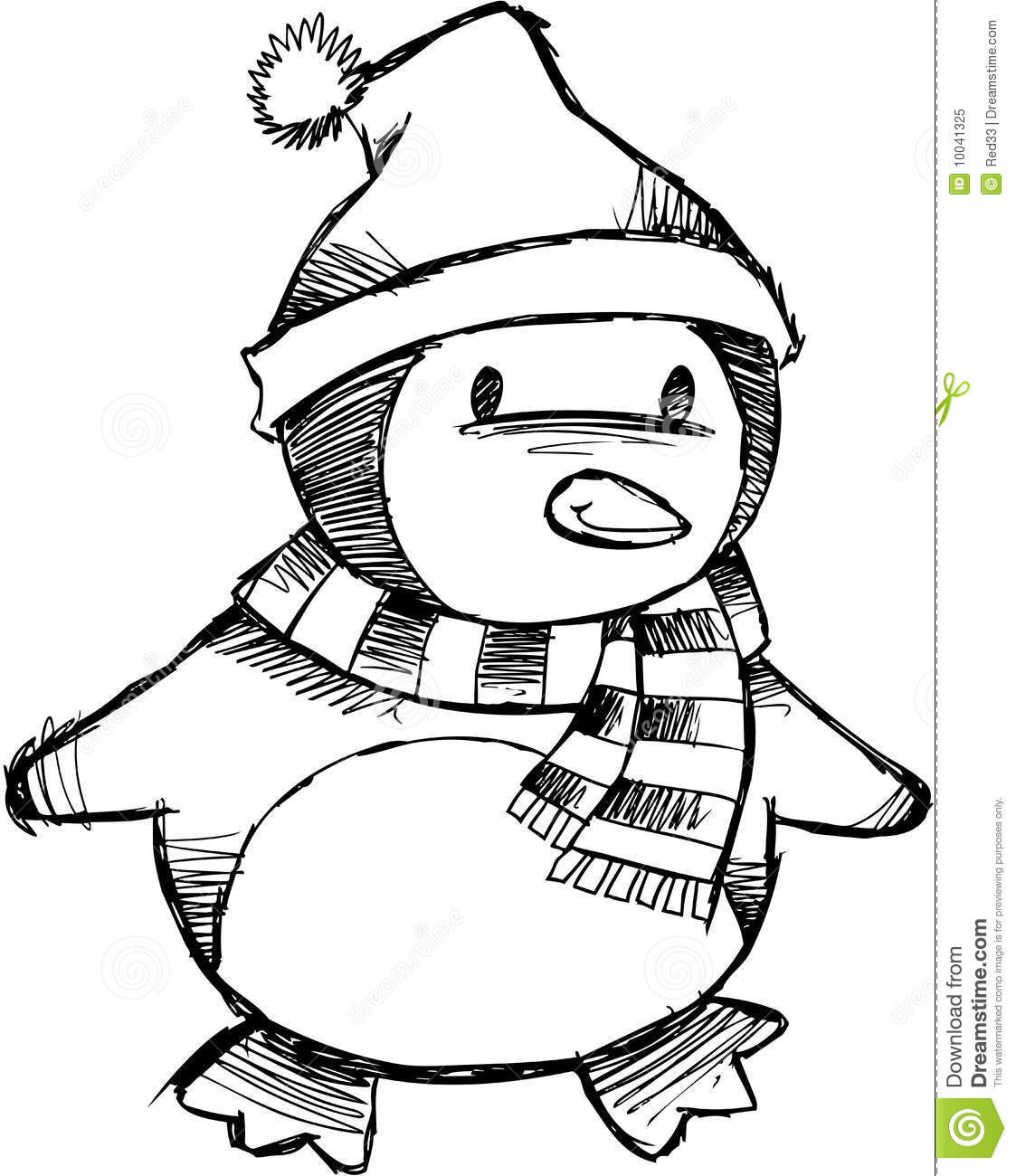 Christmas Hat Drawing Easy.Christmas Easy Drawing At Getdrawings Com Free For