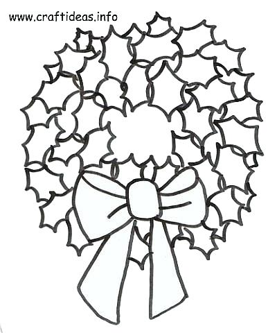 400x480 Holly Coloring Pages Holly Leaves 2 Free Holly Coloring Pages