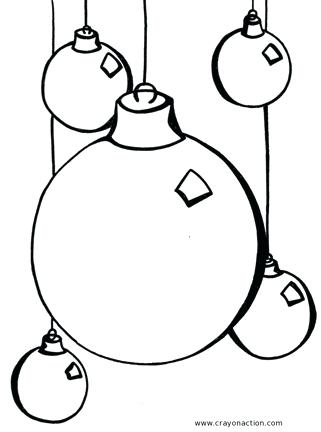 321x432 Christmas Lights Coloring Pages Light Coloring Page Light Bulb