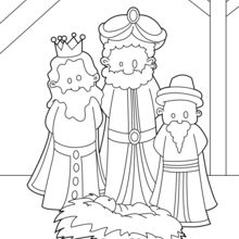 220x220 The Three Wise Men