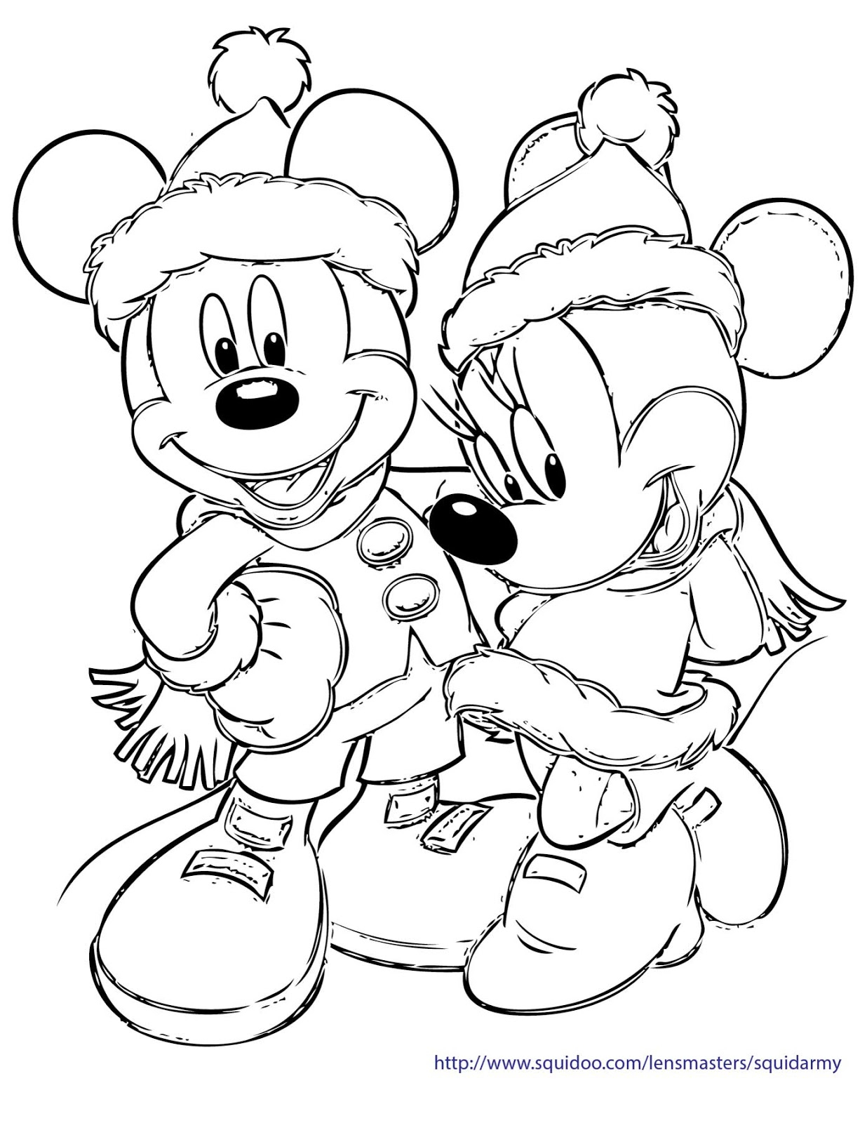 1236x1600 Disney Christmas Mickey Mouse Drawing Coloring