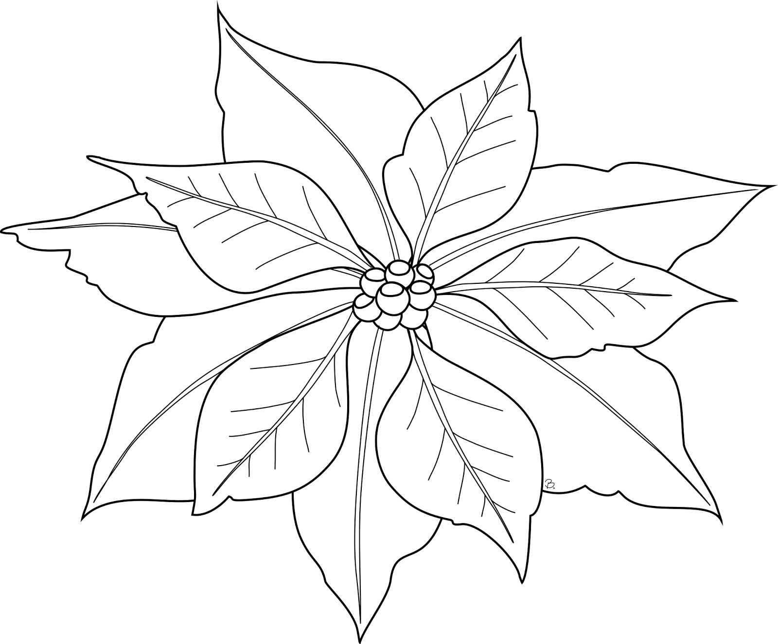 1600x1325 Mistletoe Coloring Pages Printable Pictures Coloring To Pretty