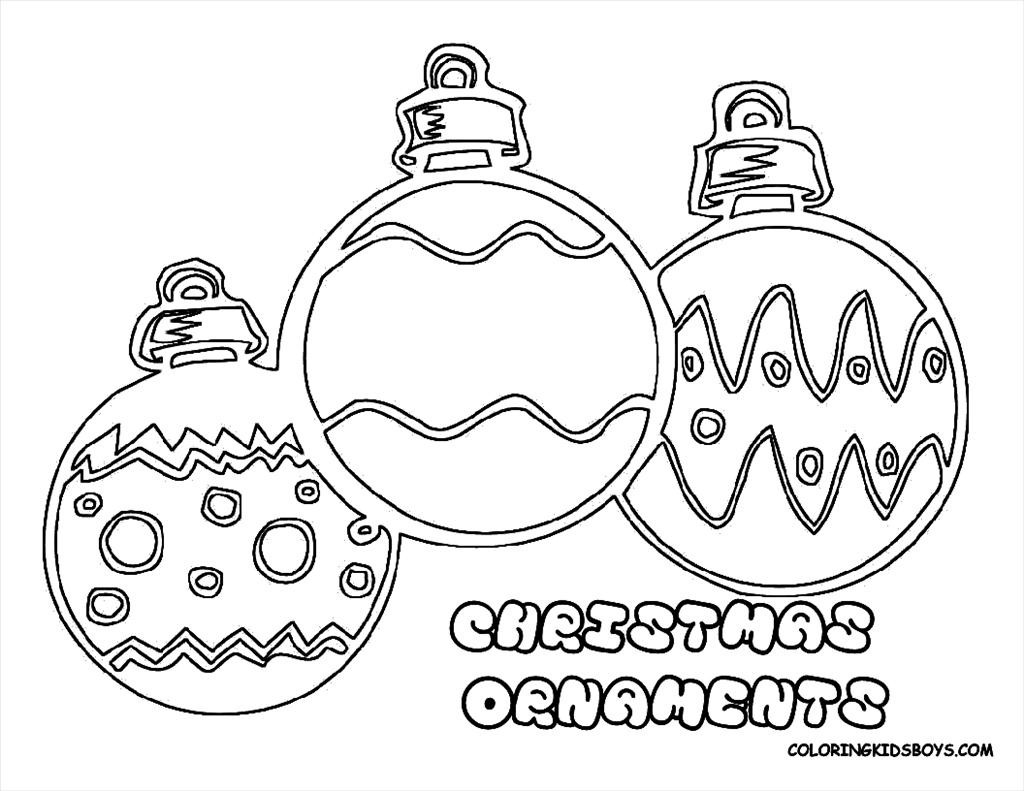 1024x791 Ideal Christmas Ornament Coloring Pages Wallpapers Unknown
