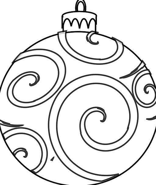 512x609 Christmas Ornament, Glass Ball, Christmas Decorations, Holiday