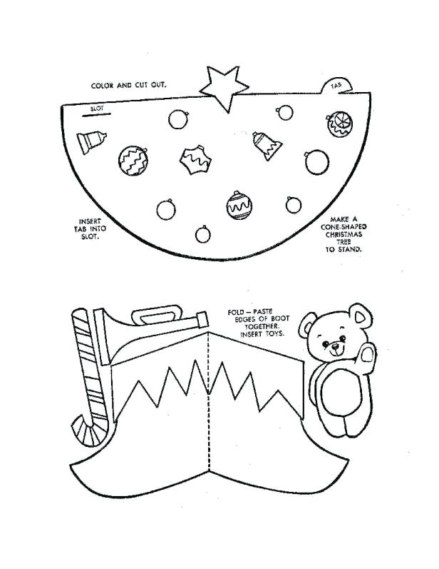 616x797 Cut Out Christmas Balls Coloring Sheet Christmas Coloring Pages