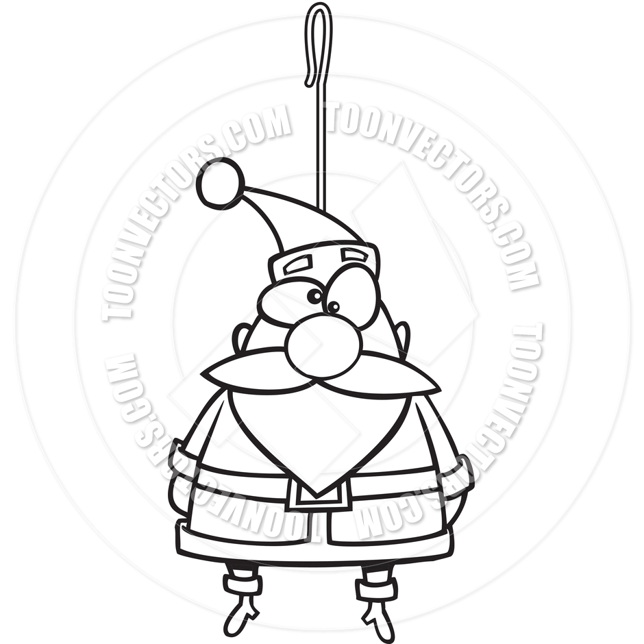 Christmas Ornament Line Drawing At Getdrawings Com Free For