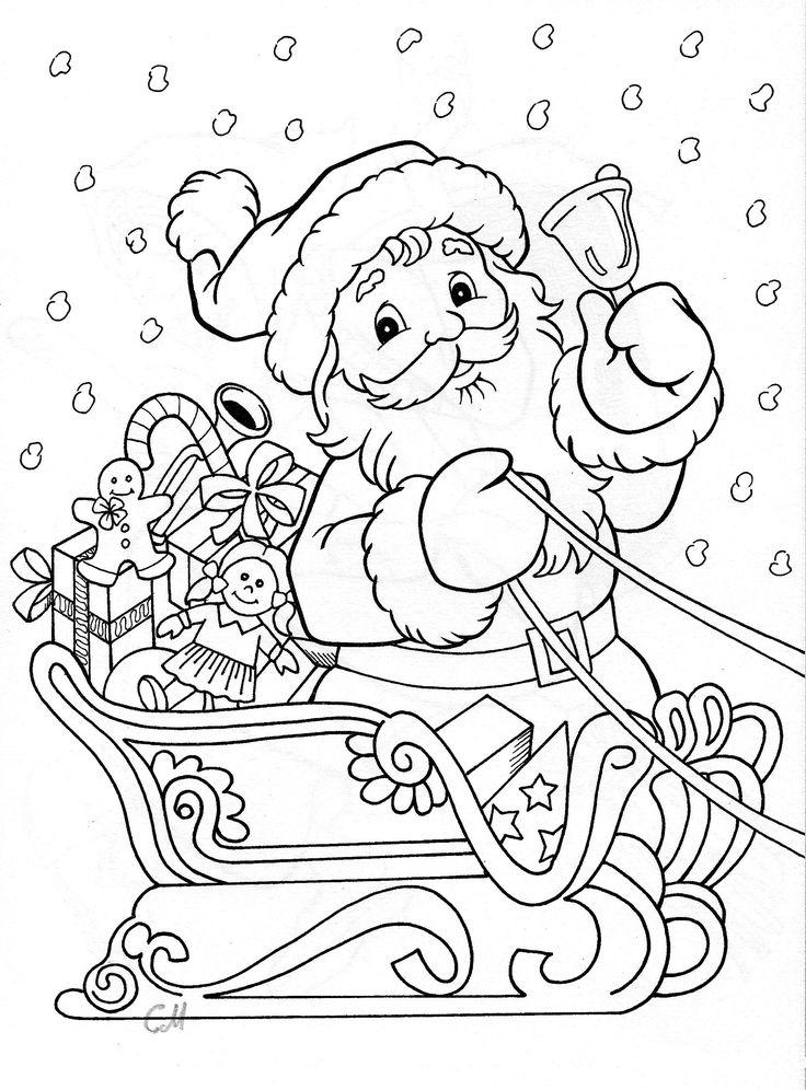 Christmas Draw Sheets