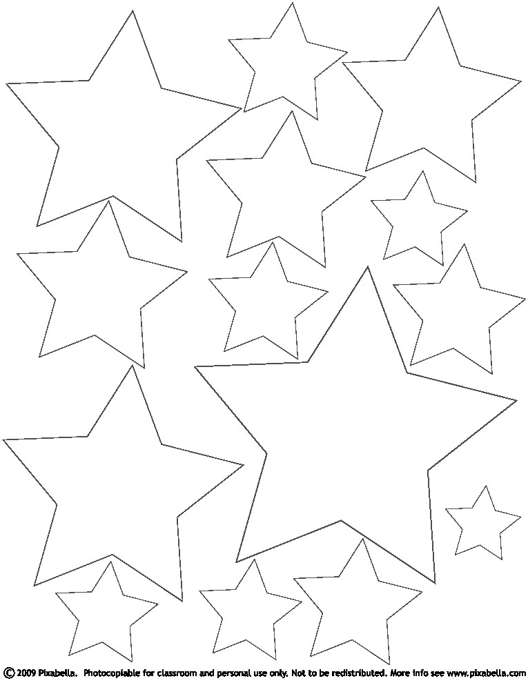 765x990 Star Coloring Pages The Sun Flower Pages