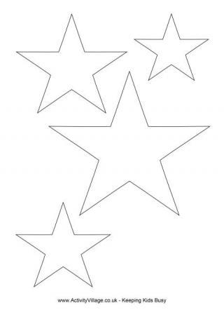 star templates for christmas - Kubre.euforic.co