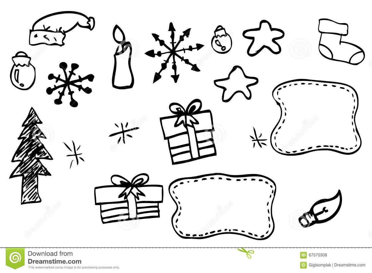 1300x957 Drawing Christmas Stuff How To Draw Christmas Stuff Things