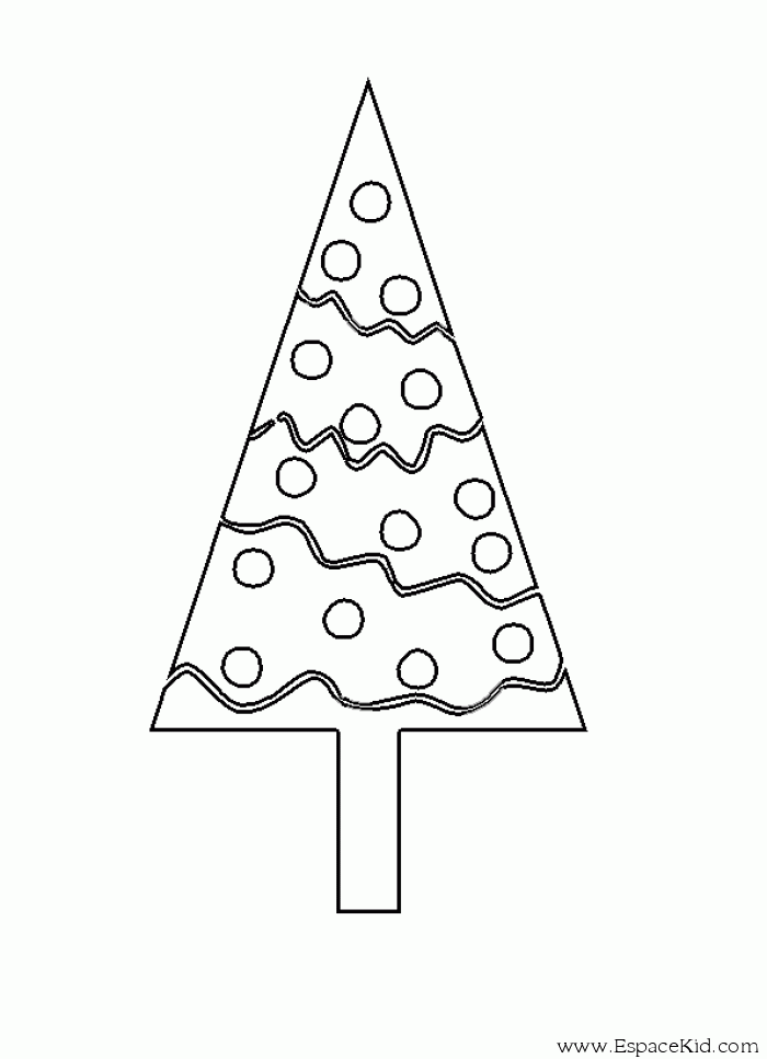 Christmas Tree Drawing Image At GetDrawings