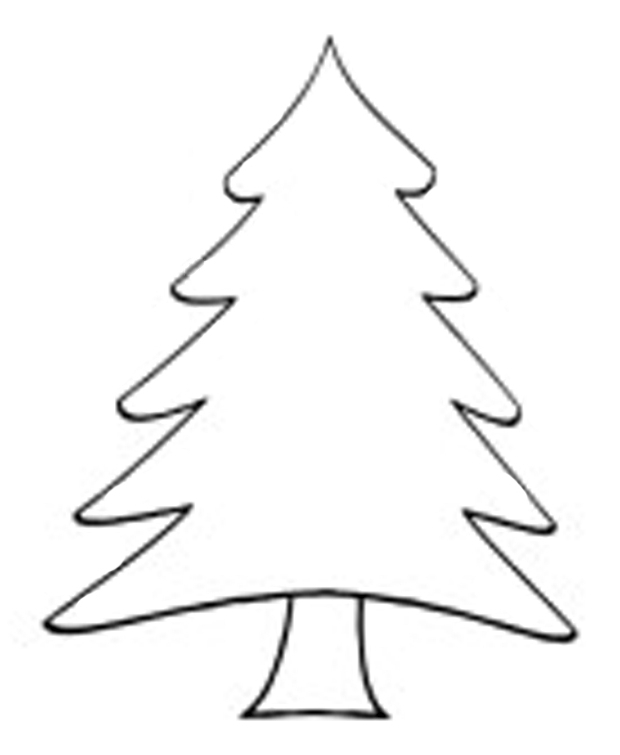 christmas tree outline ozil almanoof co rh ozil almanoof co Christmas Tree Clip Art Graphics Christmas Tree Clip Art Graphics