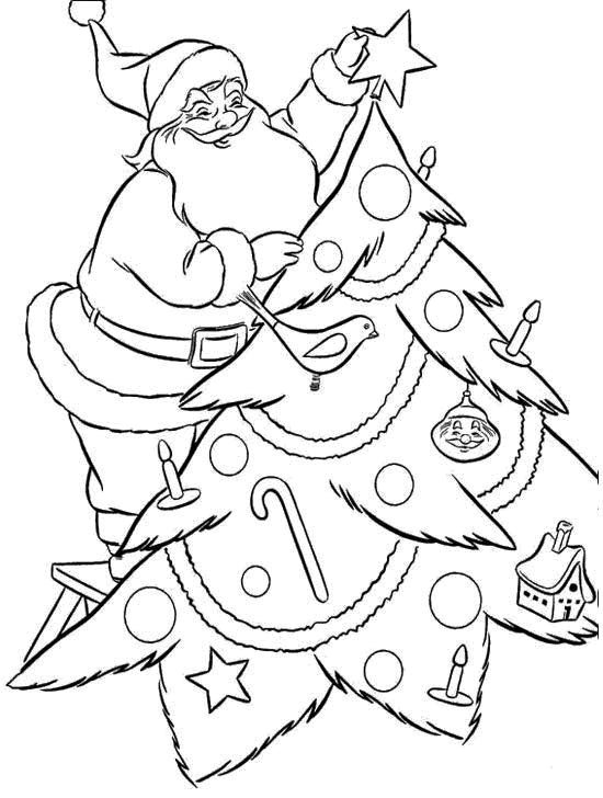 Christmas Tree Drawing Pictures At Getdrawings Com Free For