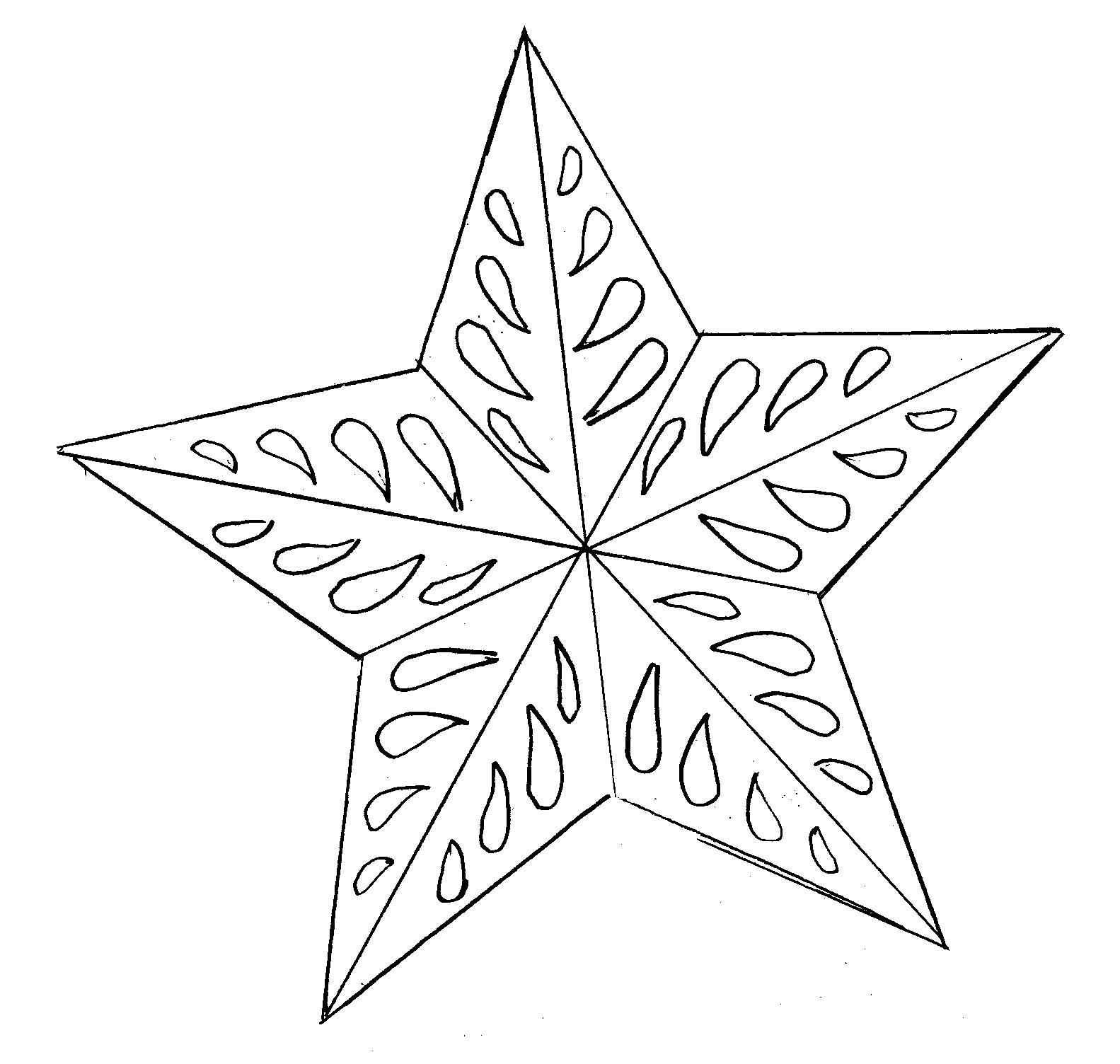 1583x1504 Make Paper Ornaments
