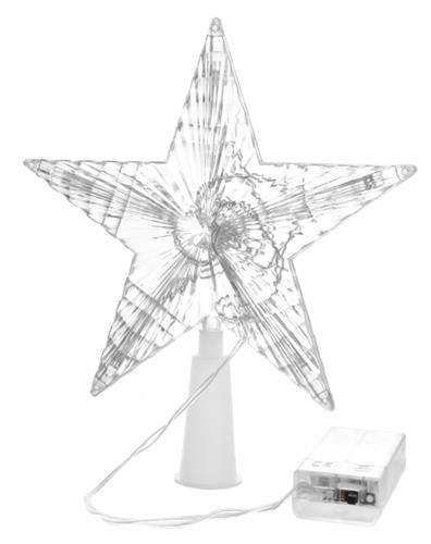 396x500 Battery Powered Christmas Tree Star Categories Lighting